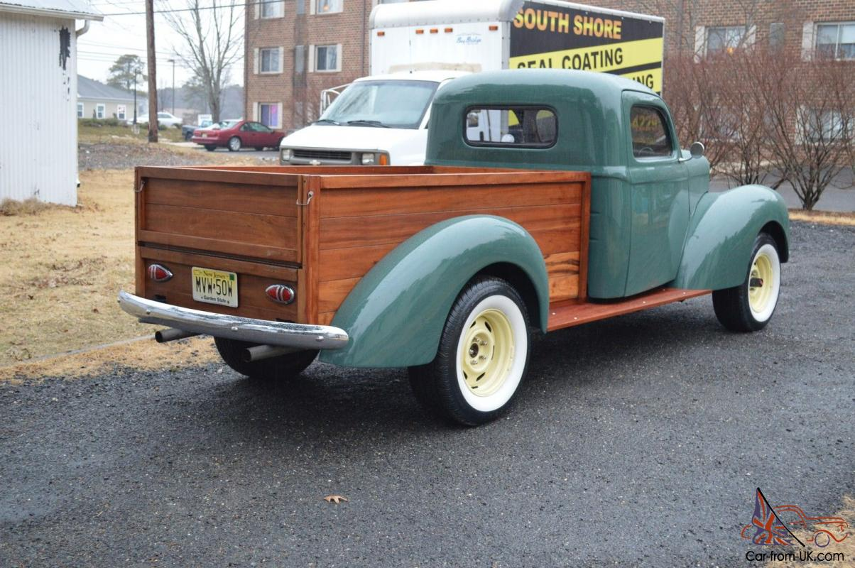 1941 willys pick up truck v6 fuel inj 4x4 4wd a c heat turn key every 1941 Willys Orange 1941 willys pick up truck v6 fuel inj 4x4 4wd a c heat turn key every