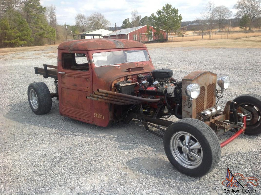 Rat Rod Jeep Frame For Sale Autos Post
