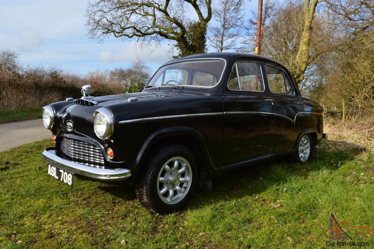 British Classic Austin A55 Cambridge Mk1 Retro 50 S Rare