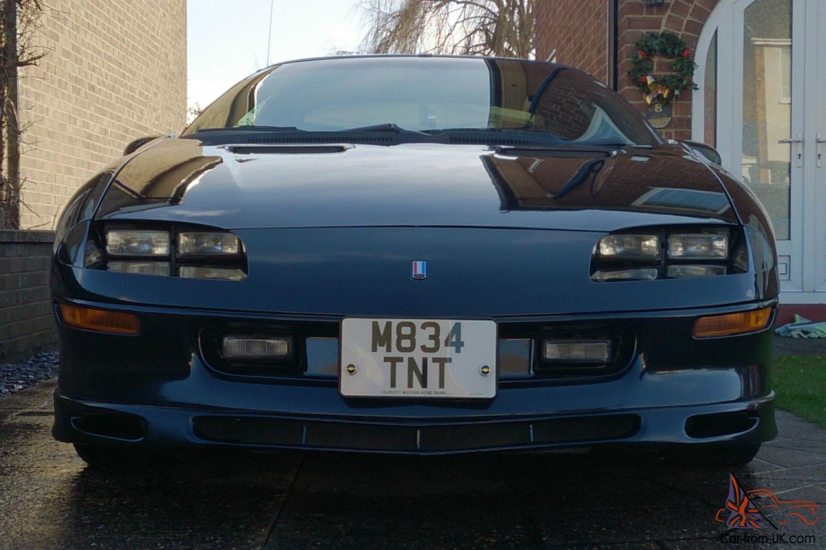 1995 Chevrolet Chevy Camaro Rs 3 8 V6 Fully Loaded T Top American
