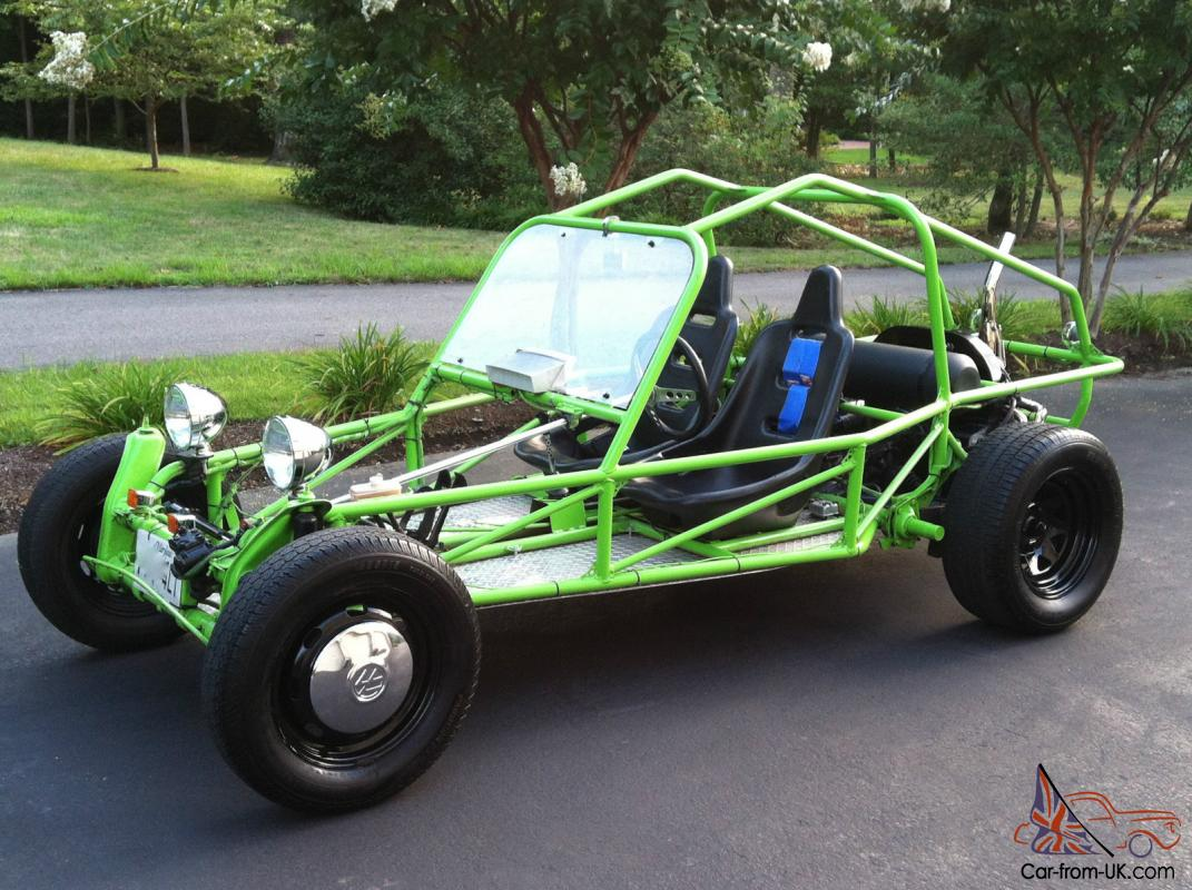 Vw Dune Buggy Street Legal Photo