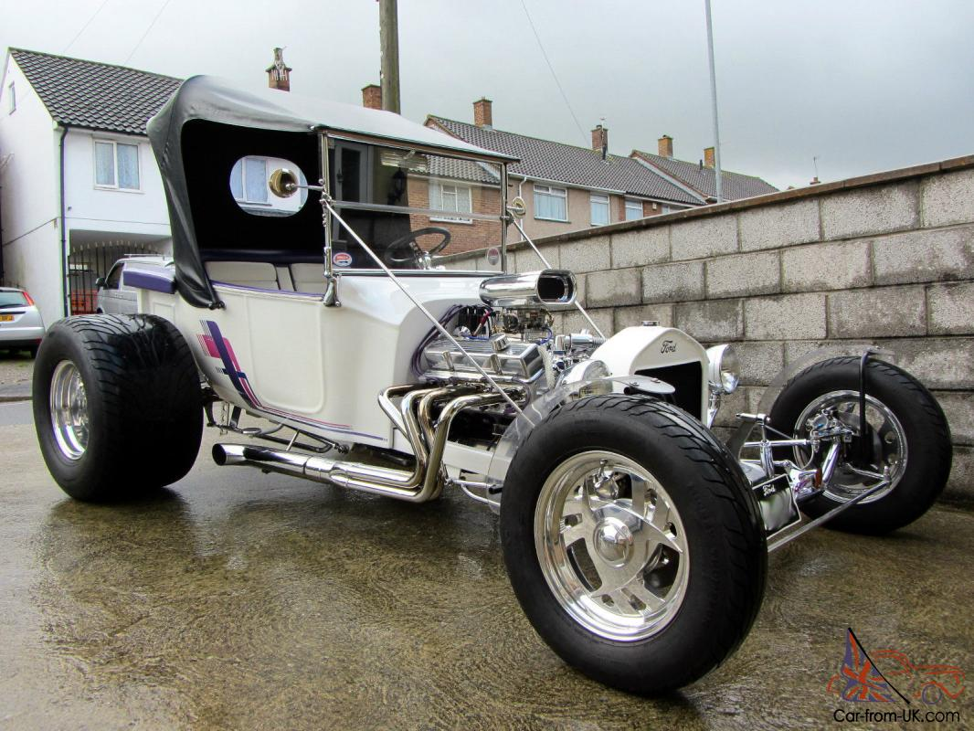 Ford 23 T Bucket Hot Rod