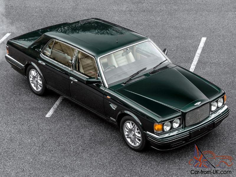 VERY RARE BENTLEY BROOKLANDS R MULLINER 12 100 JACK BARCLAY EDITION MINT Photo