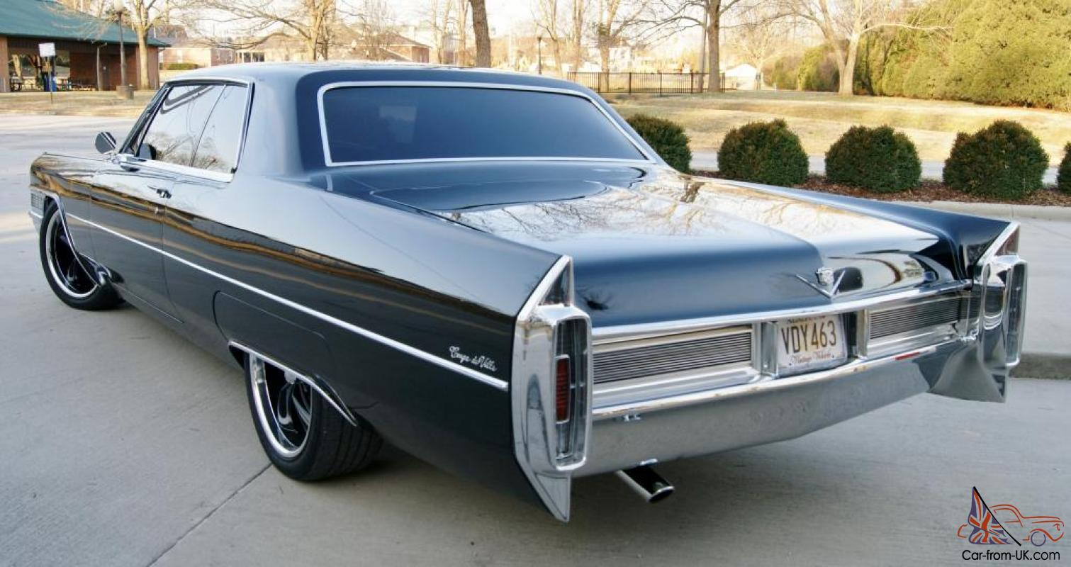 fs ft 1965 cadillac coupe deville black sinister 73k miles. Cars Review. Best American Auto & Cars Review