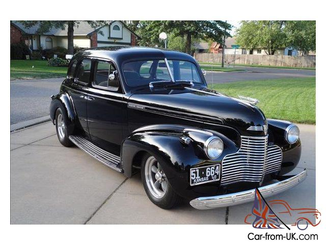 1940 chevrolet master deluxe 4 door sedan 4800 miles for 1940 chevrolet 4 door sedan