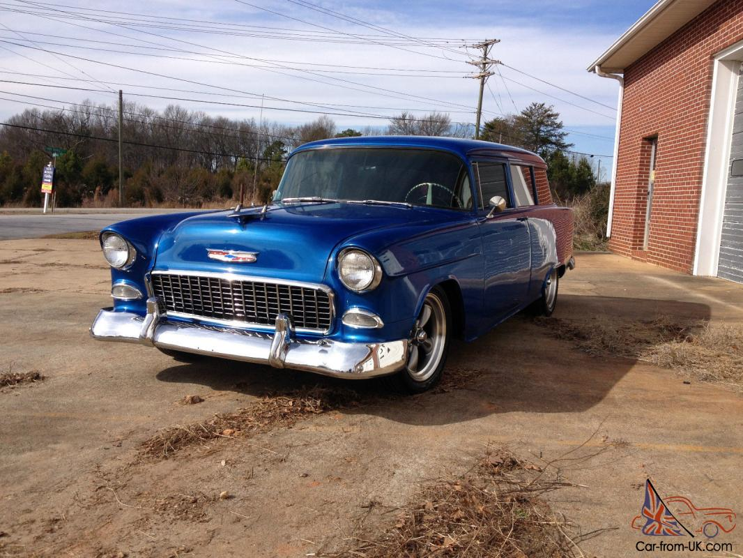 Chevy 210 Two Door Wagon, Nomad's cousin, REDUCED!! Not 56,57 Bel Air