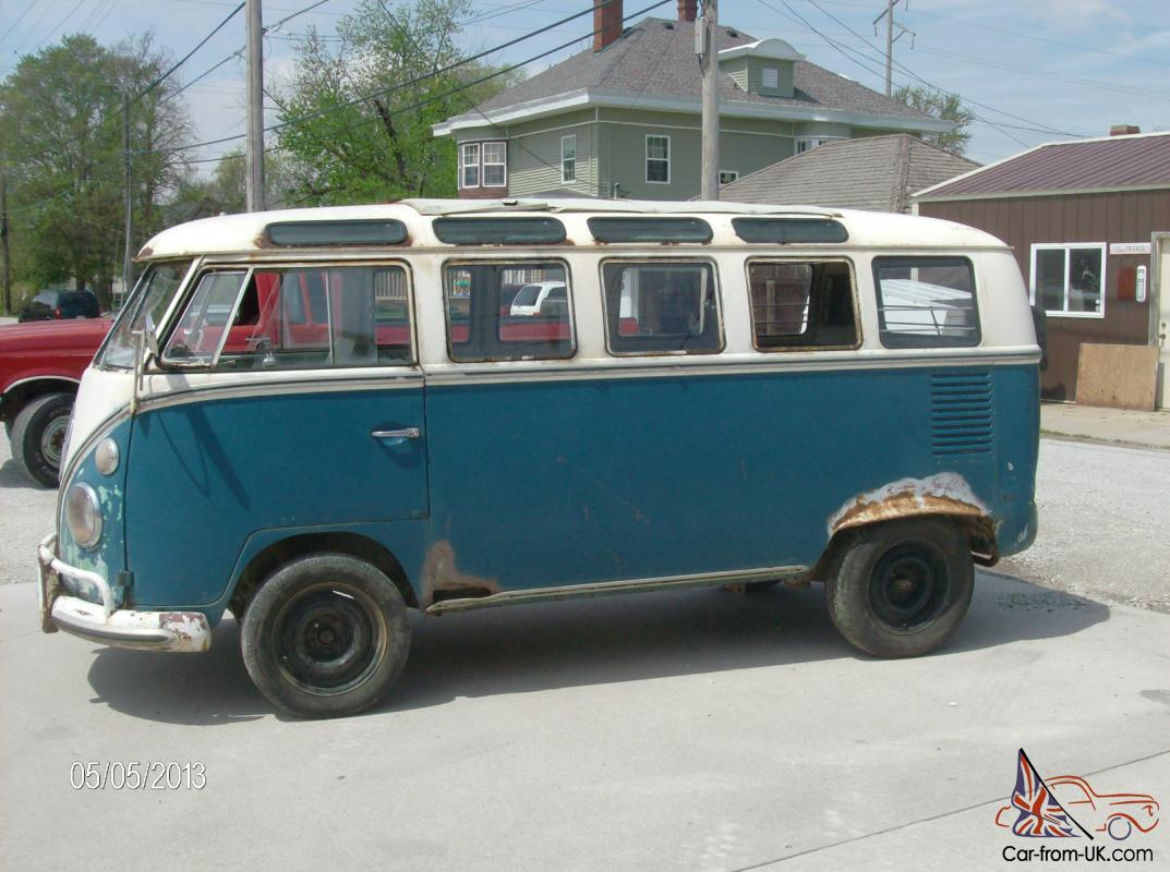 1967 volkswagen 21 window bus late 67 last year only 1 for 1967 21 window vw bus for sale