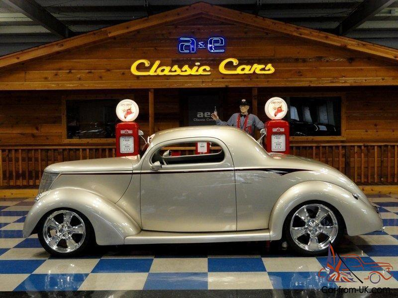 1937 ford 3 window custom 2 dr coupe with a glass body for 1937 ford 3 window coupe for sale