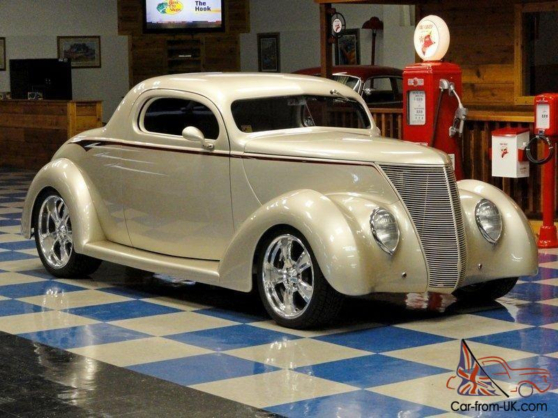 1937 ford 3 window custom 2 dr coupe with a glass body for 1937 ford 3 window