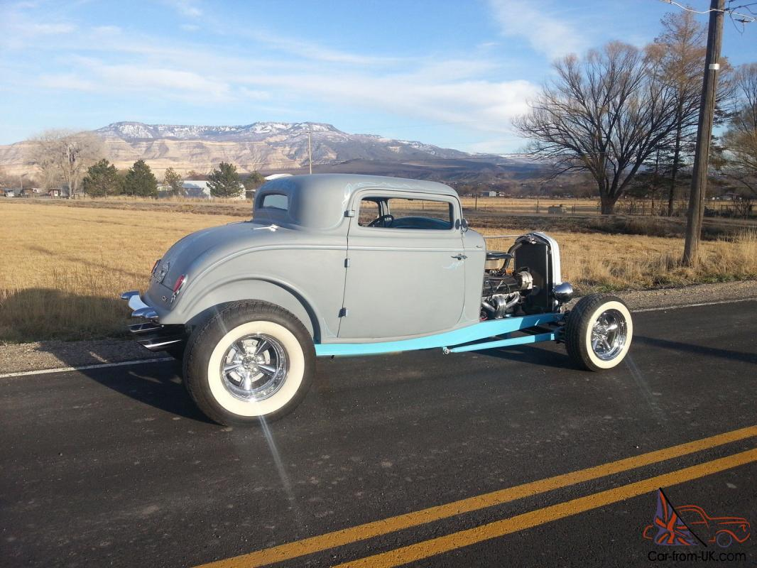 Chopped steel 3 window 1932 ford coupe for sale autos post for 1932 ford 3 window for sale