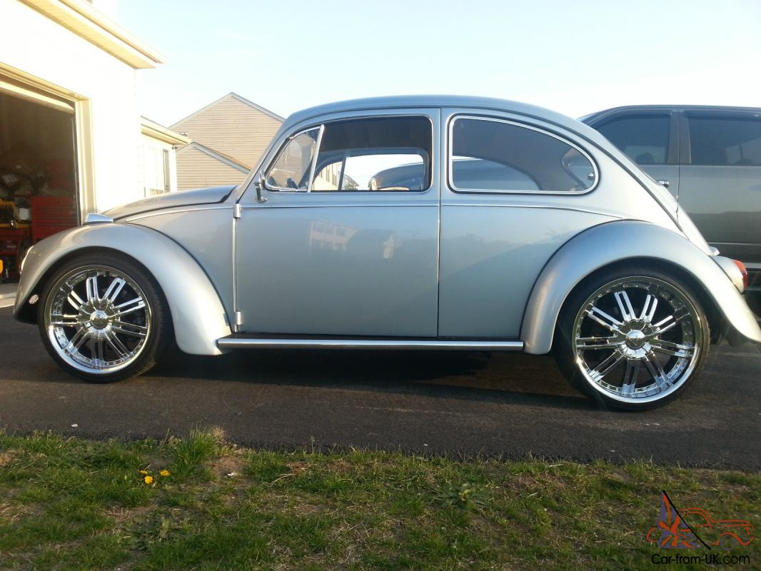 1970 Vw Bug Fully Coustom Show Car 2110cc Motor Custom Paint All Shaved Photo