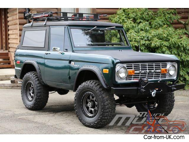 1970 ford bronco for sale uk. Black Bedroom Furniture Sets. Home Design Ideas