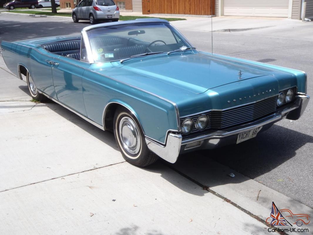 1966 lincoln continental convertible suicide doors 4 door. Black Bedroom Furniture Sets. Home Design Ideas