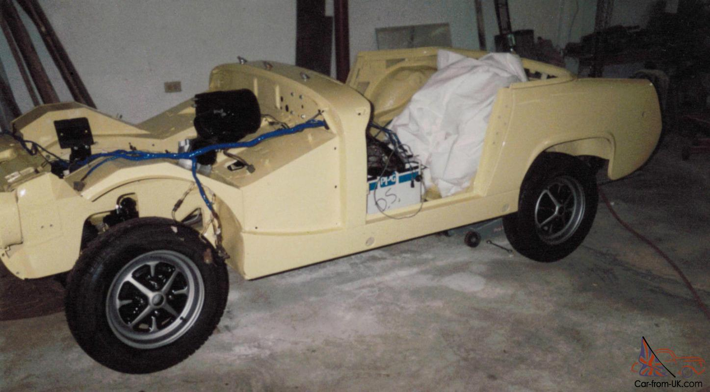 Midget race cars and equipment