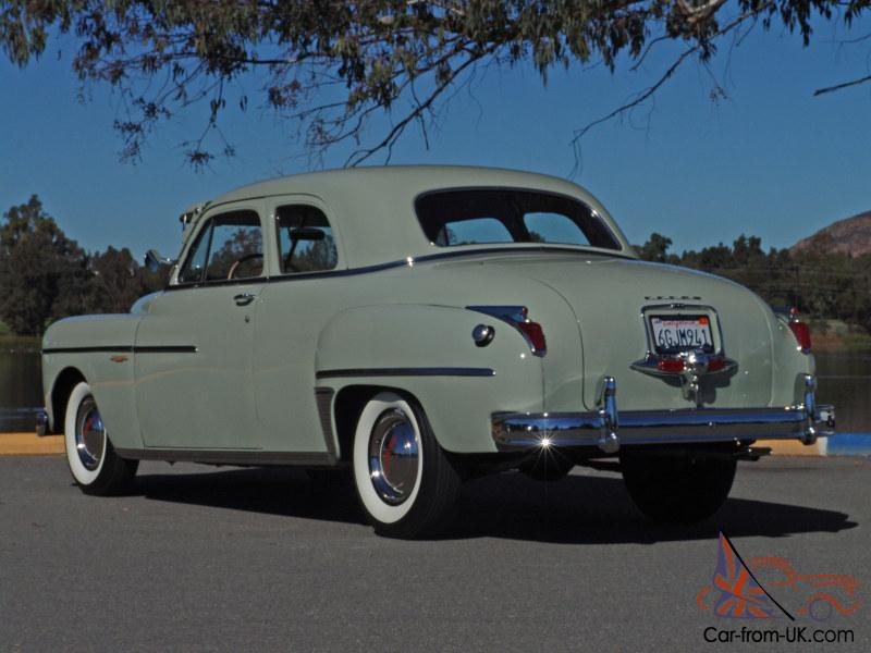1949 Dodge Coronet Club Coupe