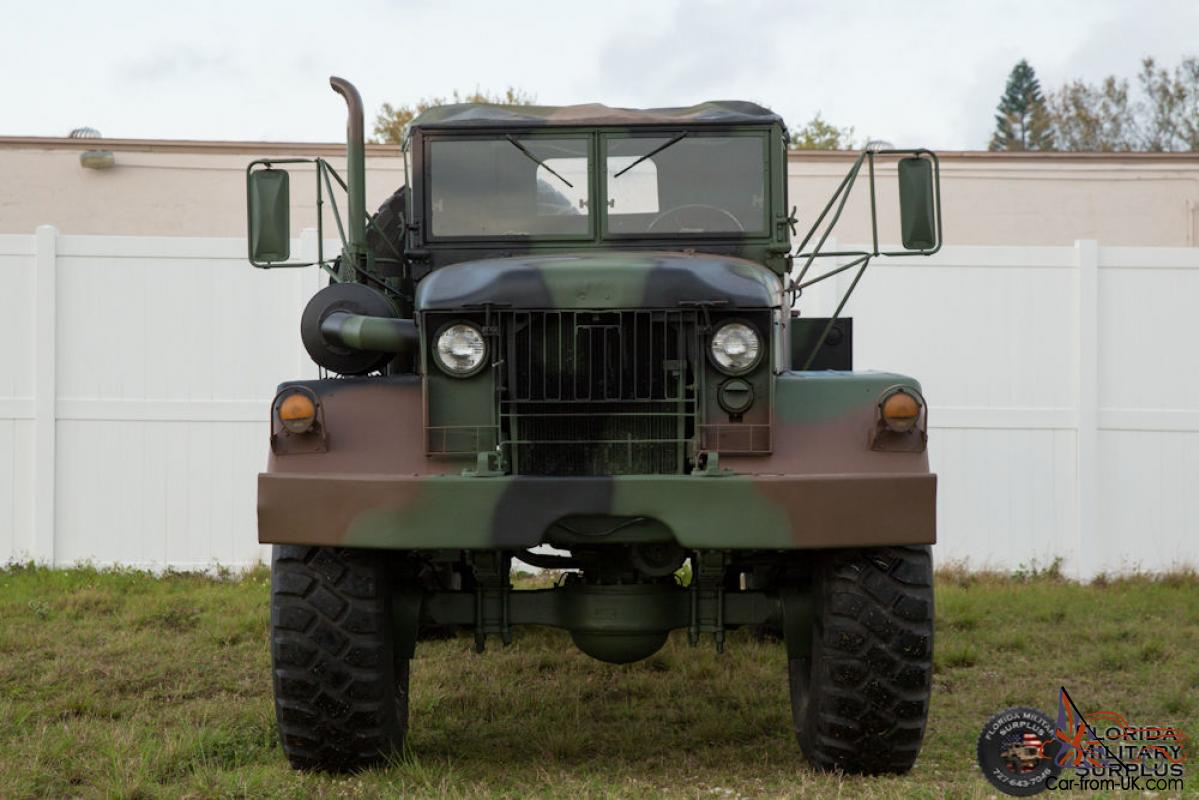military surplus trucks for sale ebay florida autos post. Black Bedroom Furniture Sets. Home Design Ideas