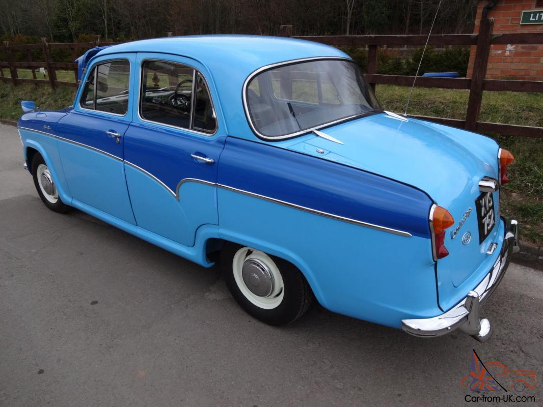 Austin Cambridge A55 Excellent Condition Used On
