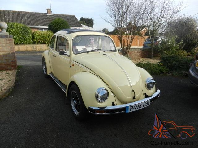 1997 mexican beetle 1600i only 27318 miles. Black Bedroom Furniture Sets. Home Design Ideas