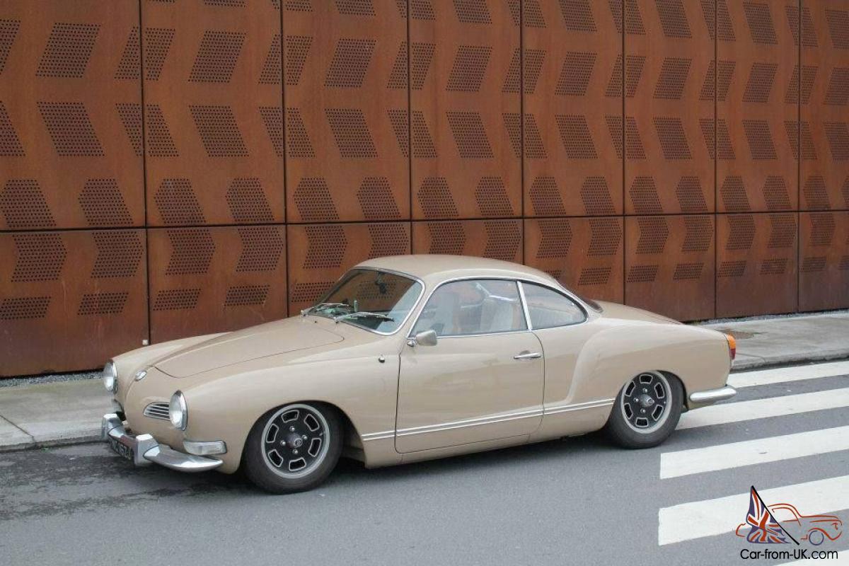 Volkswagen Vw Karmann Ghia Coupe 1971 1914cc Engine Restored Beetle And Electrical System Troubleshooting