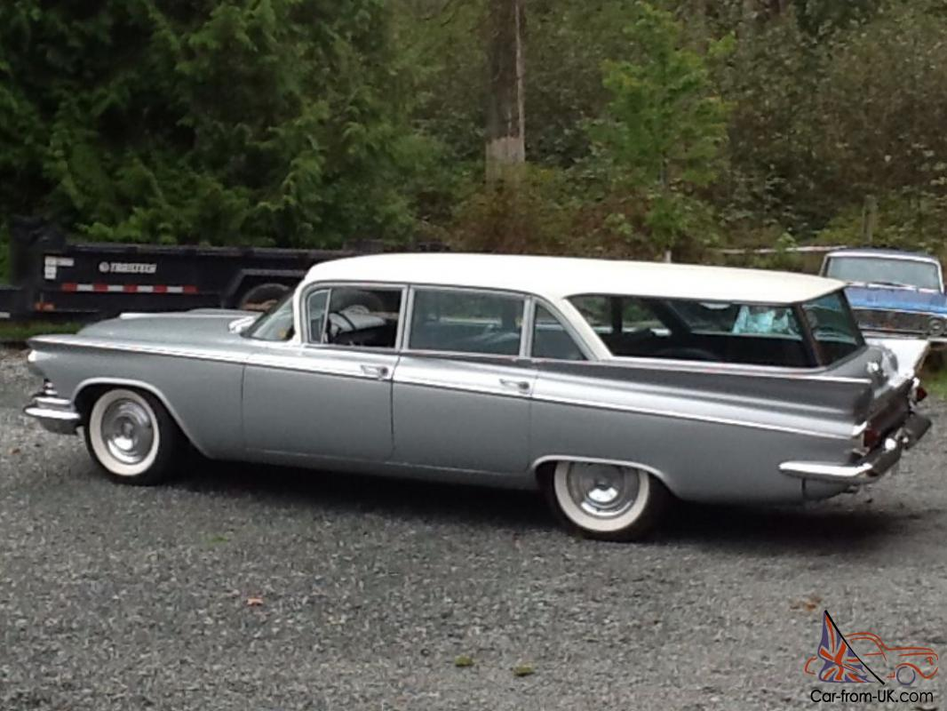 1959 Buick LeSabre Estate Wagon.....slick.... | muscle cars ...