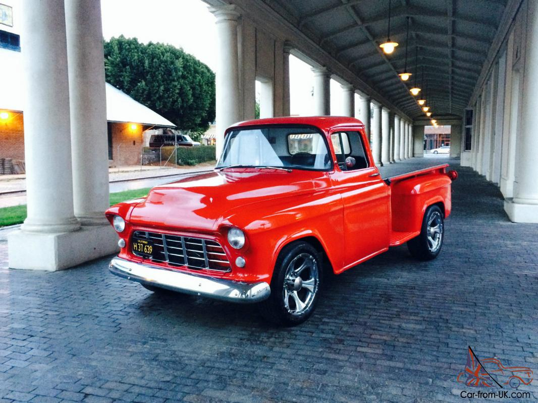 1955 Chevy Pickup Truck for Sale