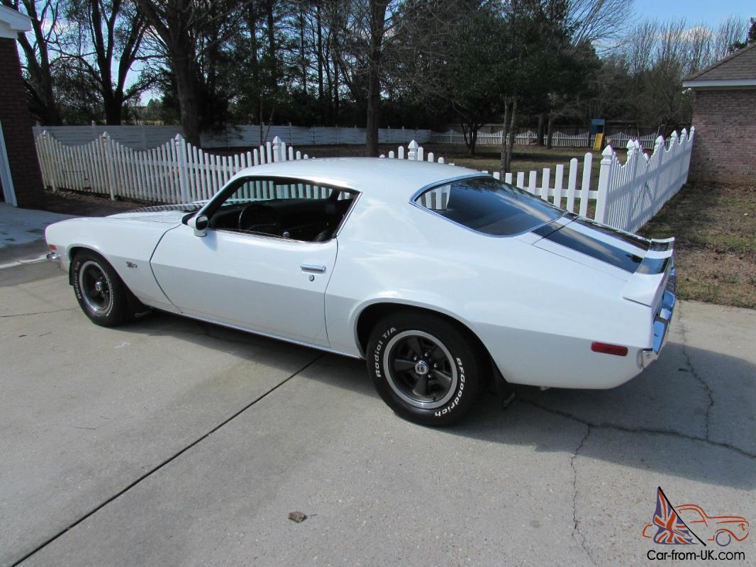 1970 Camaro Z28 Ebay Autos Post