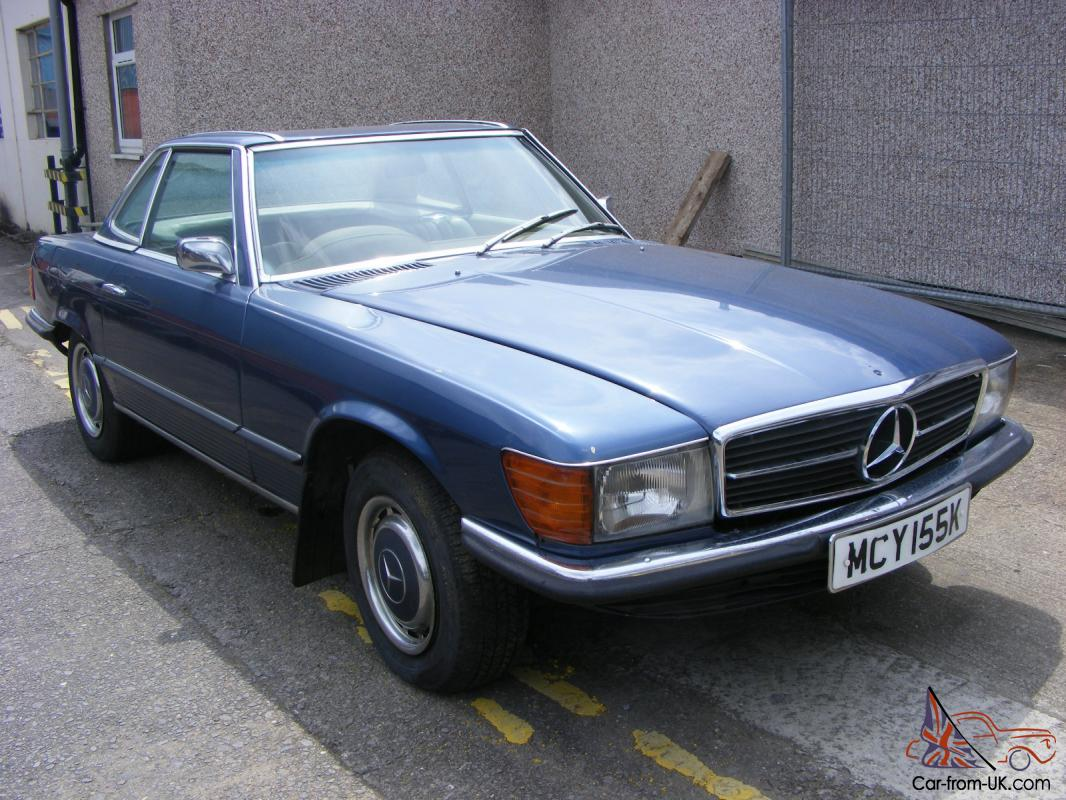 1972 mercedes 350 sl for Mercedes benz sl 350 price