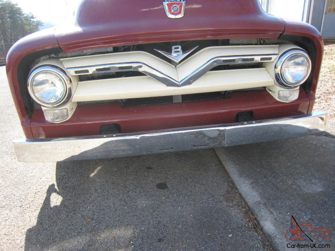 1955 Ford F100 Heater