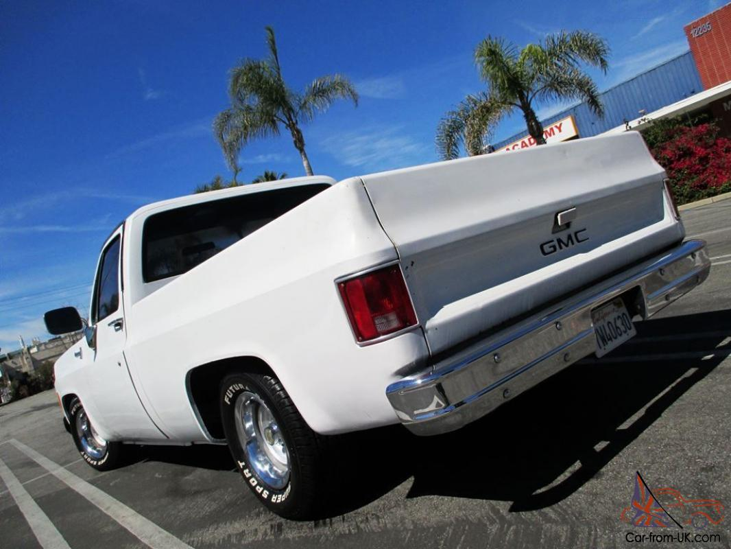 2007 Chevrolet Silverado 1500 Extended Cab >> 1980 Chevy 1500 Short Bed For Sale.html | Autos Post