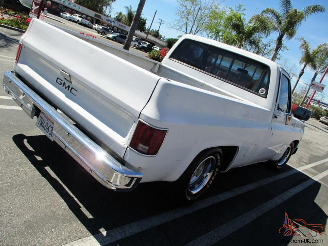 1980 chevy c10 long bed