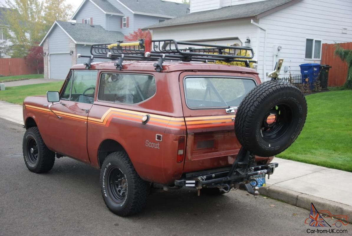 ebay827001 diesel powered scout ii ***  at gsmportal.co