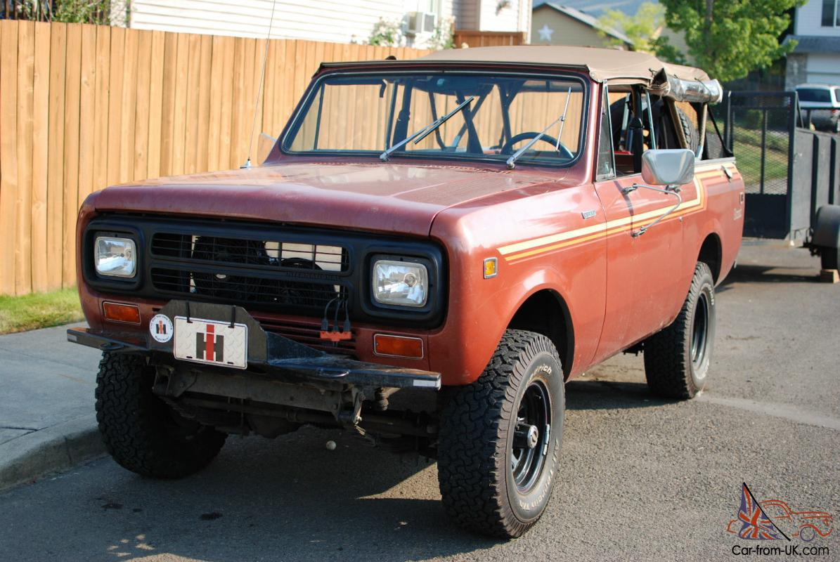 ebay827002 diesel powered scout ii ***  at gsmportal.co