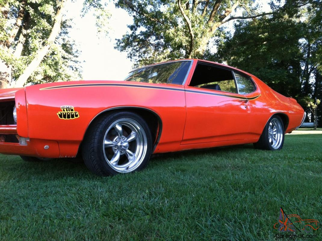 1969 Gto Judge Clone Very Nice And Clean Solid Muscle Lk 1960 Pontiac