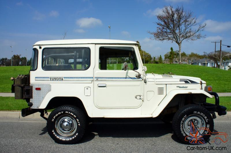 1976 toyota land cruiser fj40 survivor ca find 4wd all. Black Bedroom Furniture Sets. Home Design Ideas