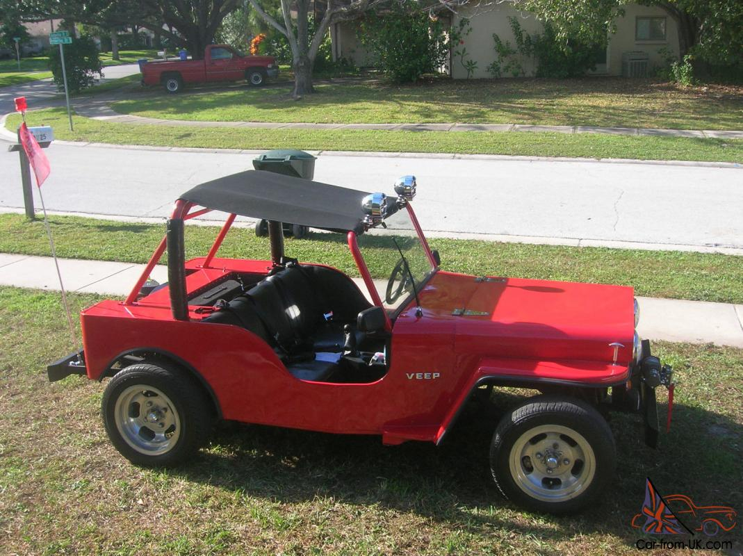 Vw Dune Buggy : Vw dune buggy veep jeep veepster scamp gpv willy beetle