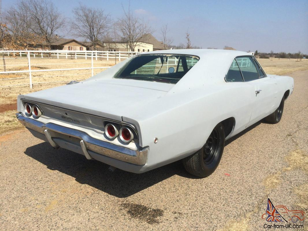 1968 Dodge Charger Project For Sale C Video Search