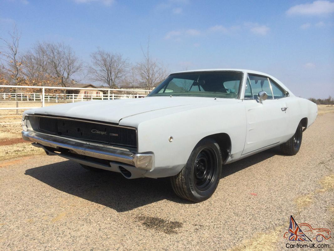 have for sale my 1968 dodge charger big block