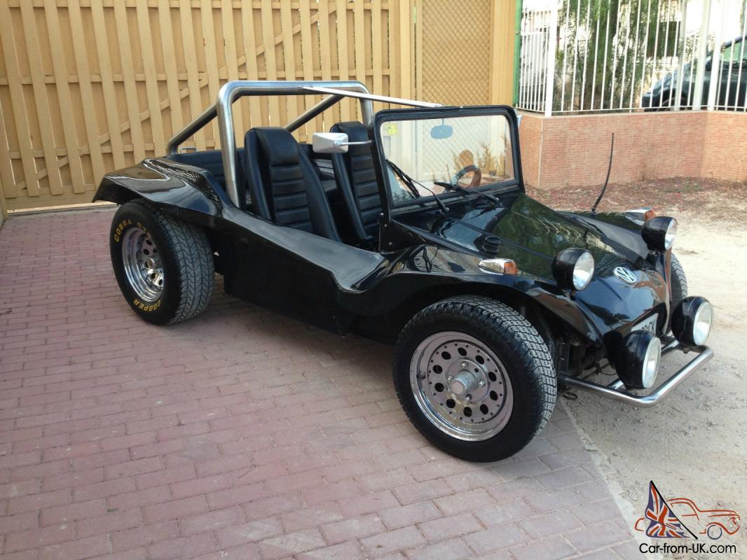 vw beach buggy lhd year 1958 1600cc in spain left. Black Bedroom Furniture Sets. Home Design Ideas