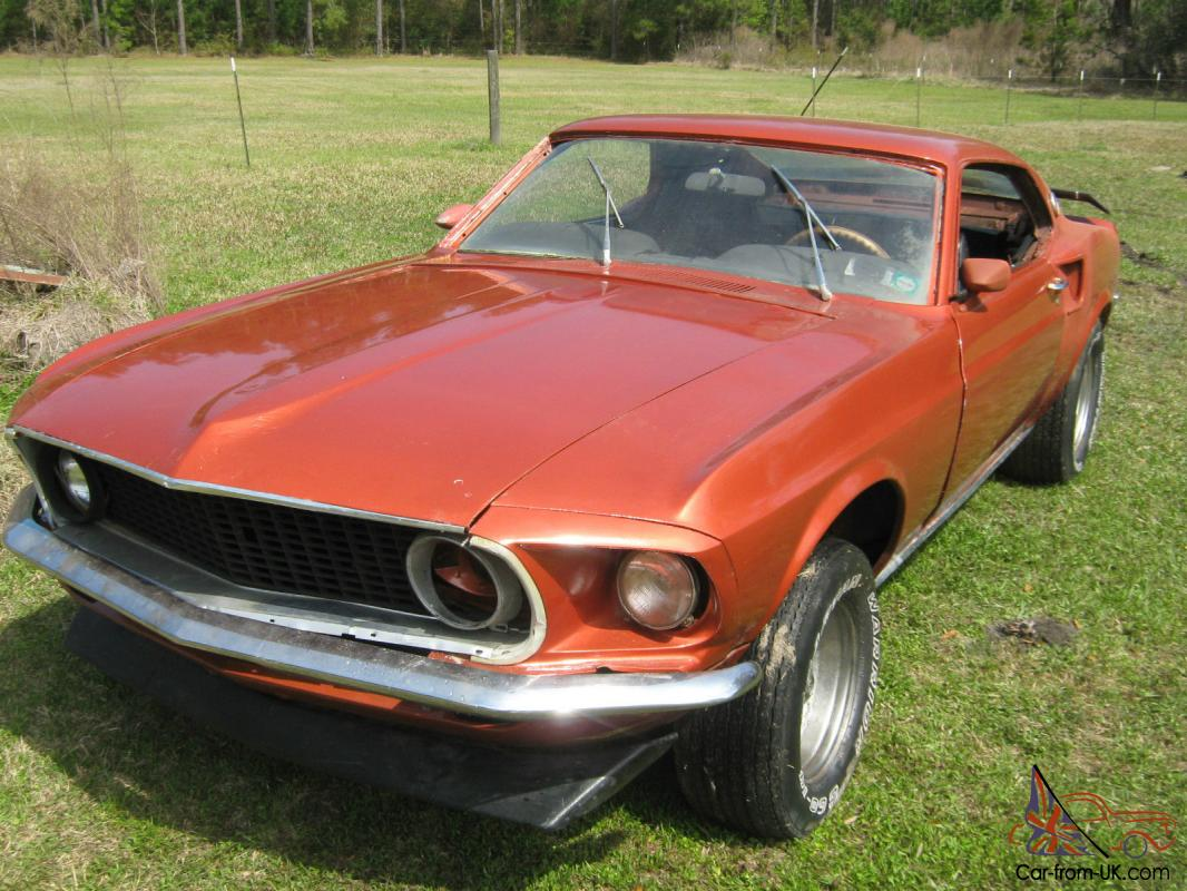 1969 mustang gt 390 fastback with engine 4 speed console shifter. Black Bedroom Furniture Sets. Home Design Ideas
