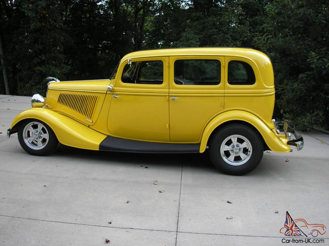 1934 Ford Classic Cars For Sale   AllCollectorCars.com