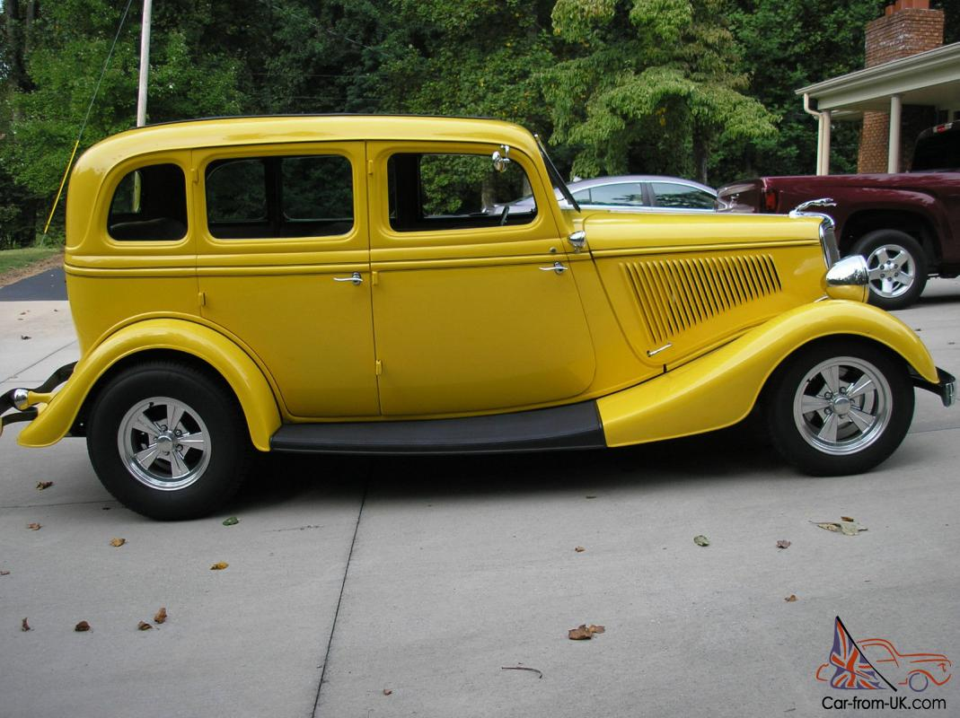 Ford Street Rods For Sale/Classic Ford - American Dream Cars