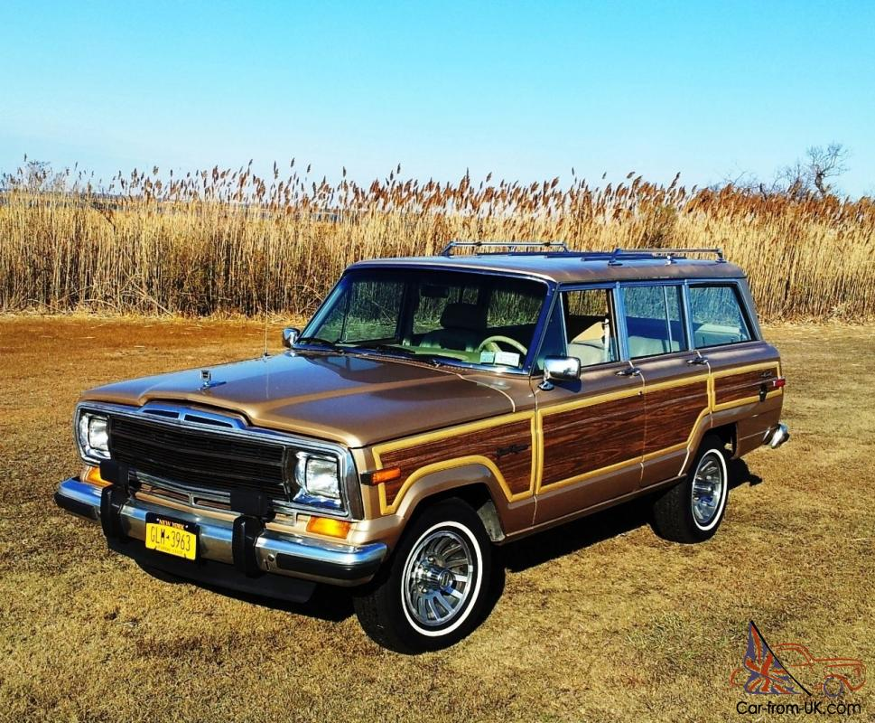1989 jeep grand wagoneer wagonmaster. Black Bedroom Furniture Sets. Home Design Ideas