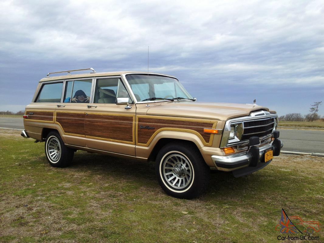 1989 jeep grand wagoneer wagonmaster. Cars Review. Best American Auto & Cars Review