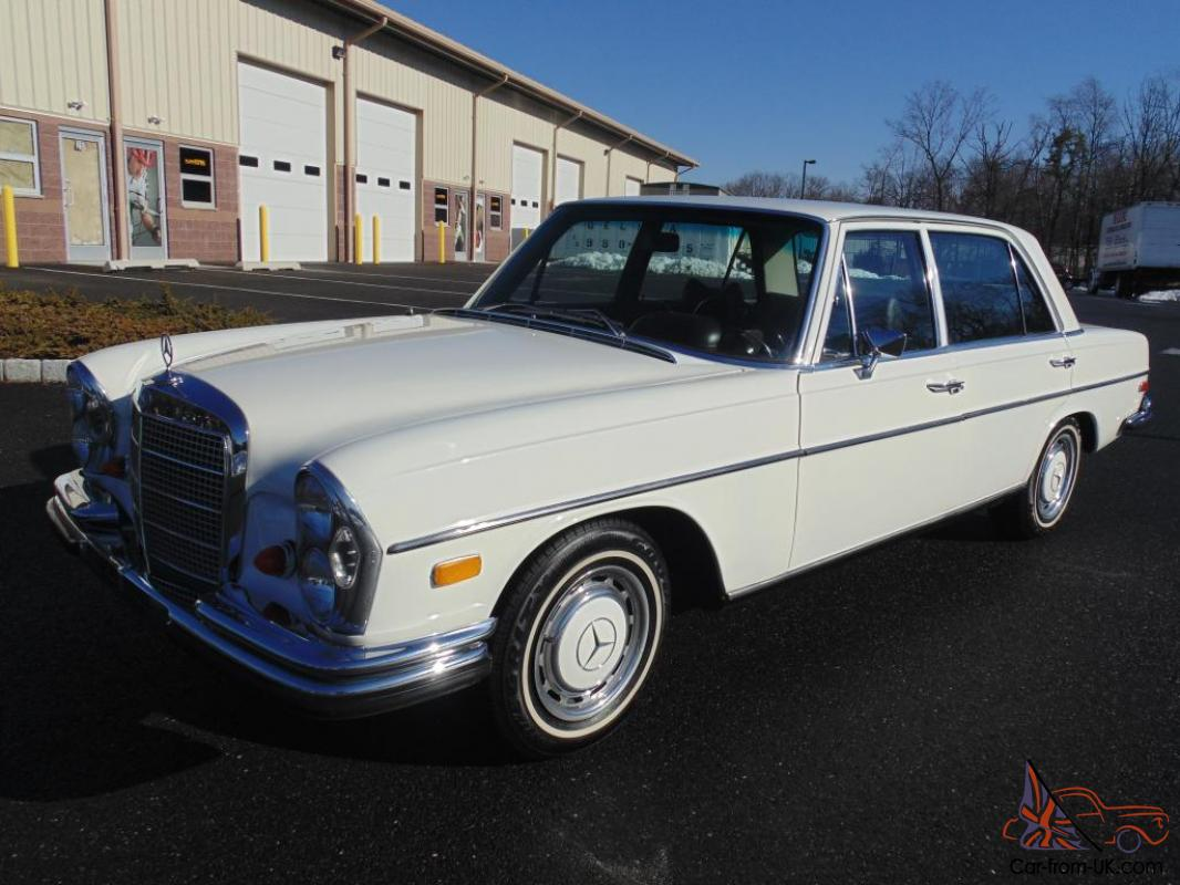 1969 mercedes benz 280 sel exceptionally clean car for 1969 mercedes benz