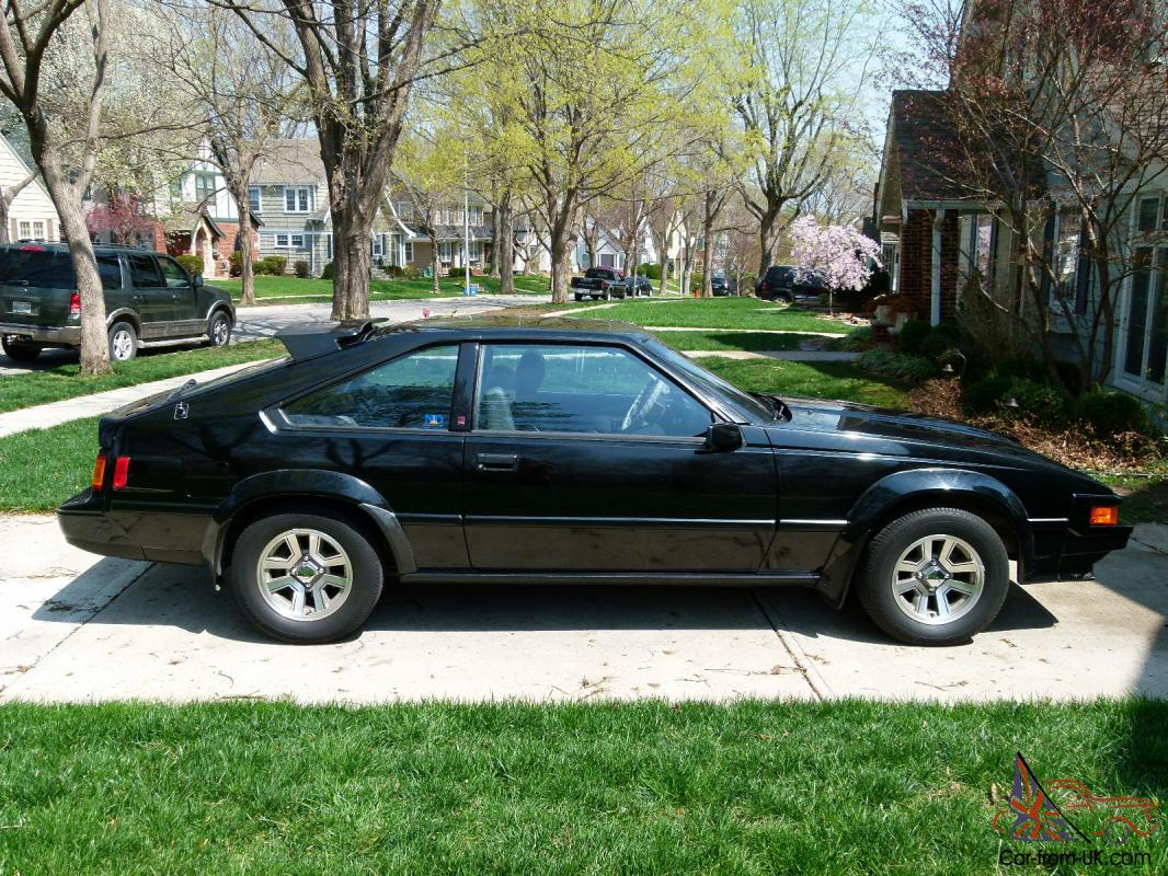 1984 toyota celica supra black leather 77k miles 5 spd. Black Bedroom Furniture Sets. Home Design Ideas