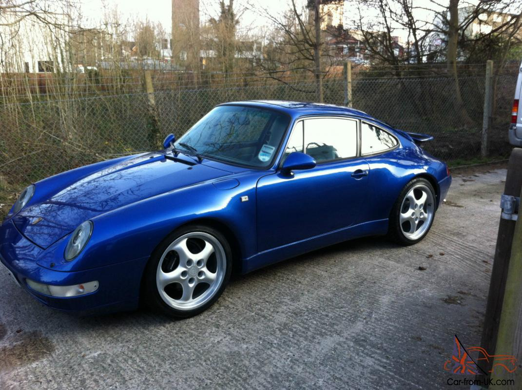 Porsche 911 Carrera 4 964 1990 993 Face Lift