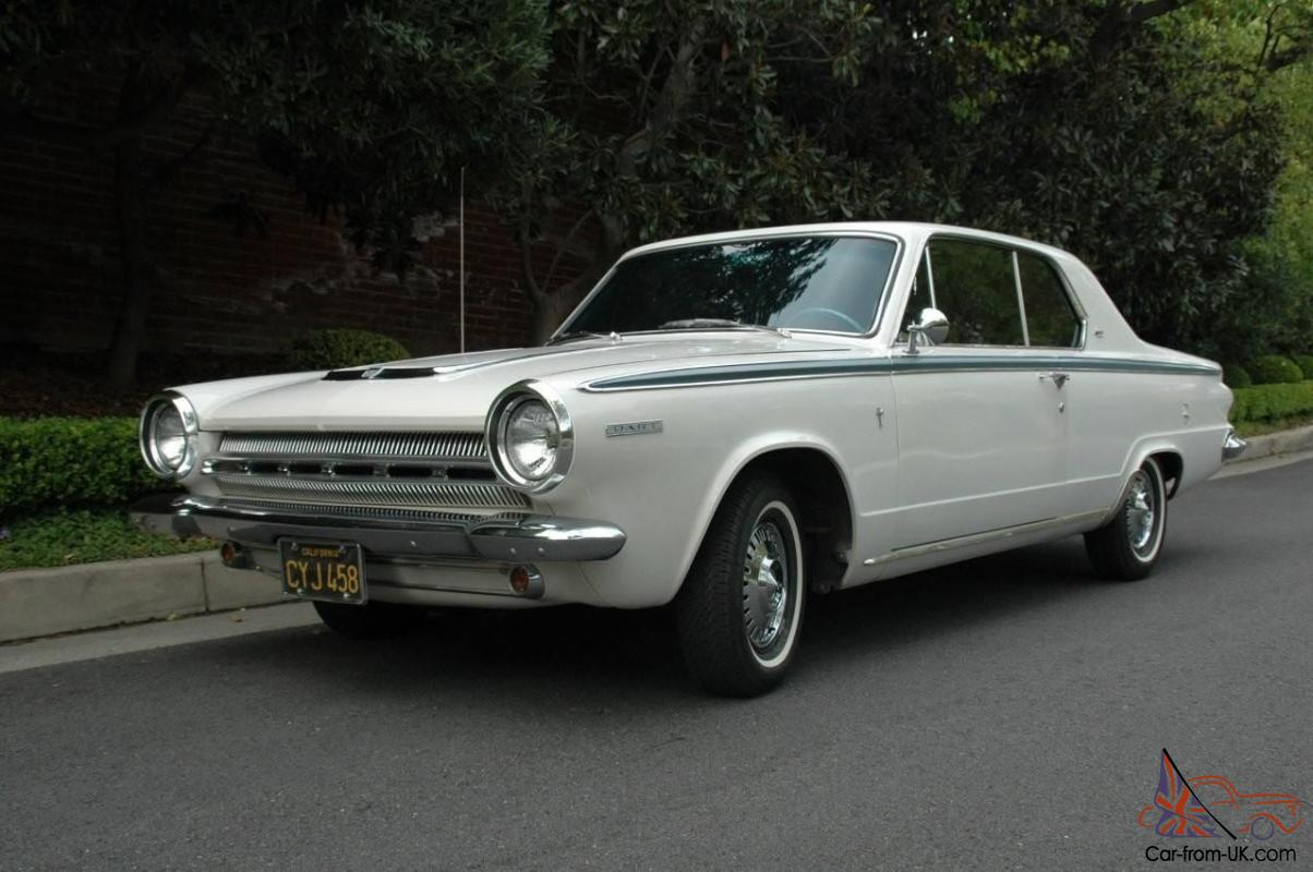 Dart GT V8 LOW MILE ORIGINAL Muscle Car Classic TRADE ? Not Plymouth