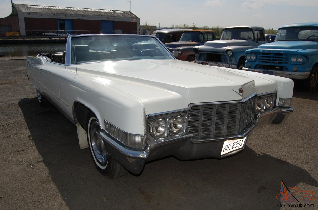 1970 cadillac convertible bargain price here in the uk. Black Bedroom Furniture Sets. Home Design Ideas