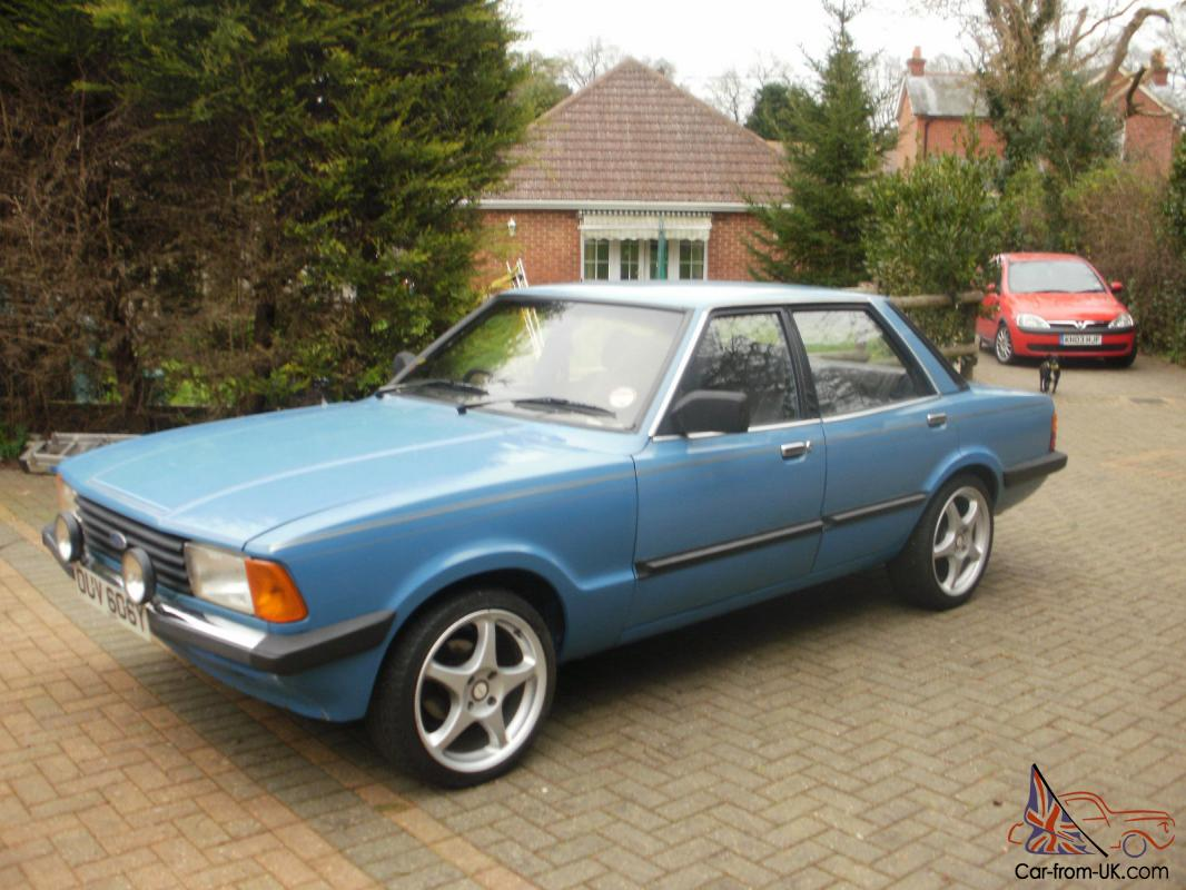 Ford Cortina 2.0 crusader