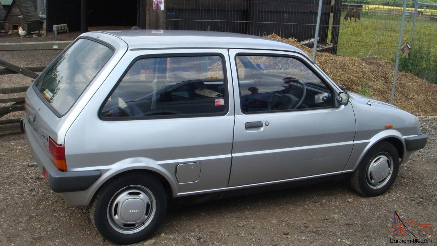 Austin Metro City Classic Car Only 29000 Miles